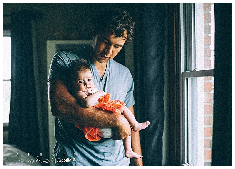 Sweet Caroline + Clark Family. Manhattan, KS Photographer. Lifestyle Photographer. Portrait Photographer.
