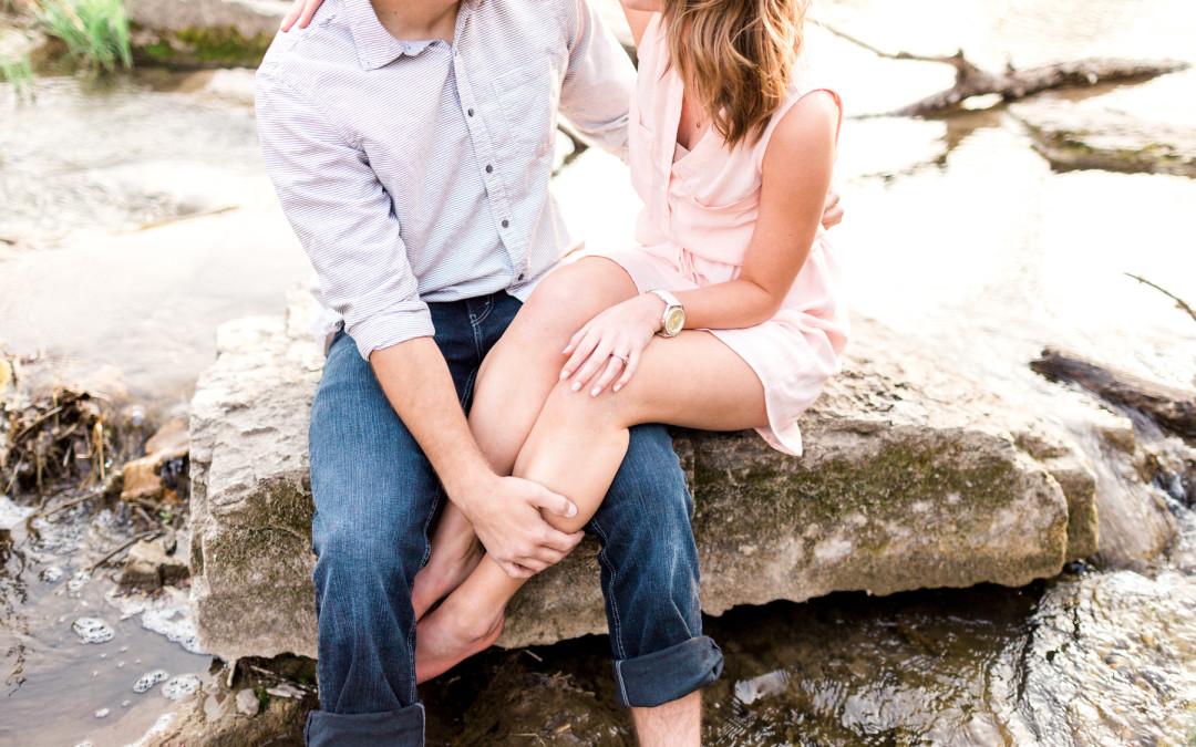 Abby + Zach Love Story.