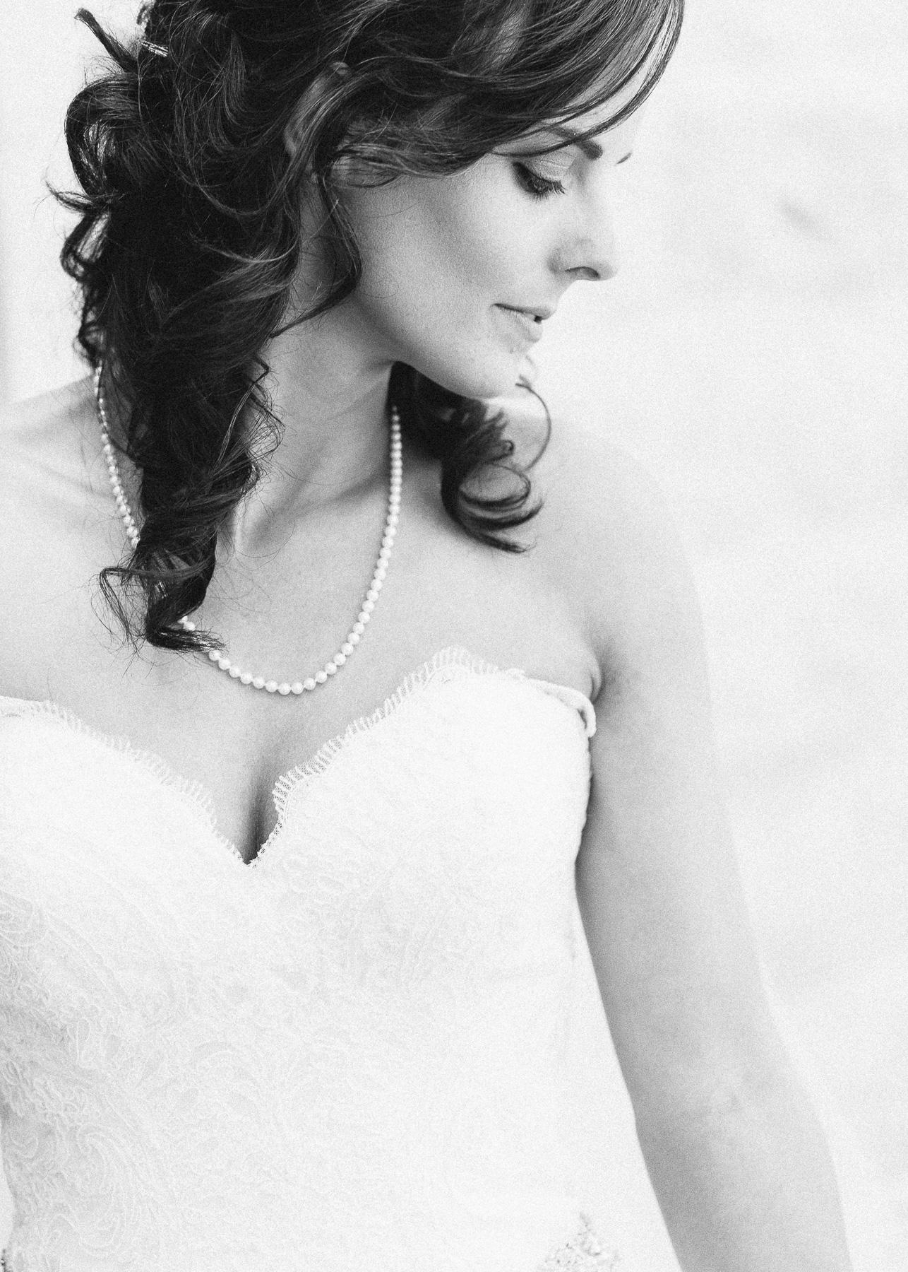 bride's profile