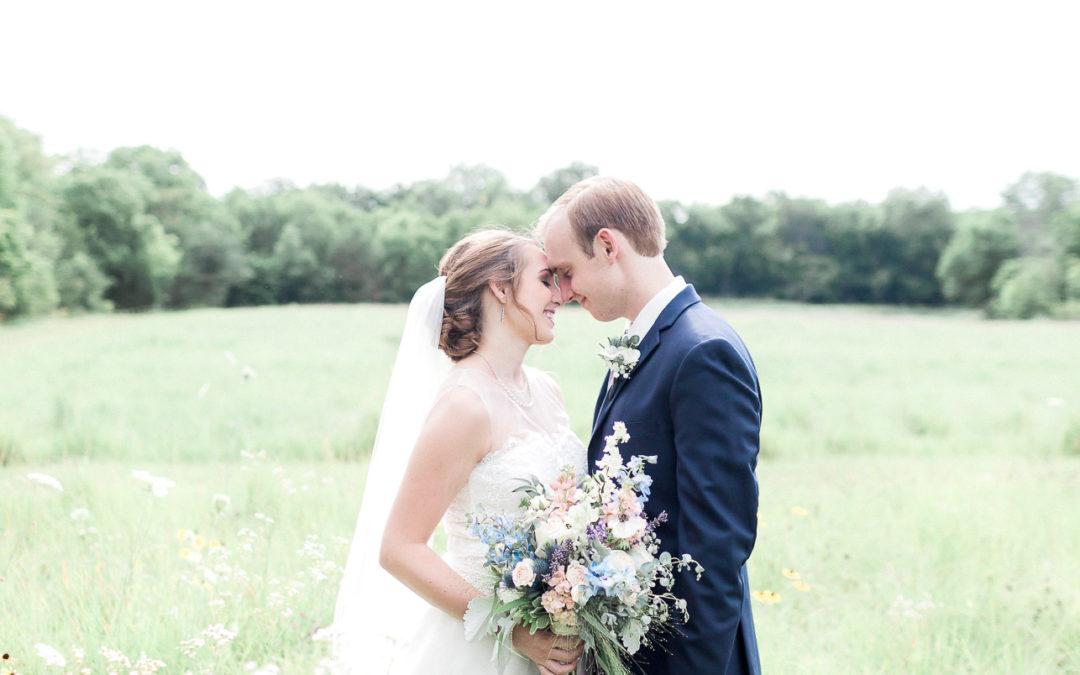 Alex + Rachel | Happily Ever After | Hays, KS