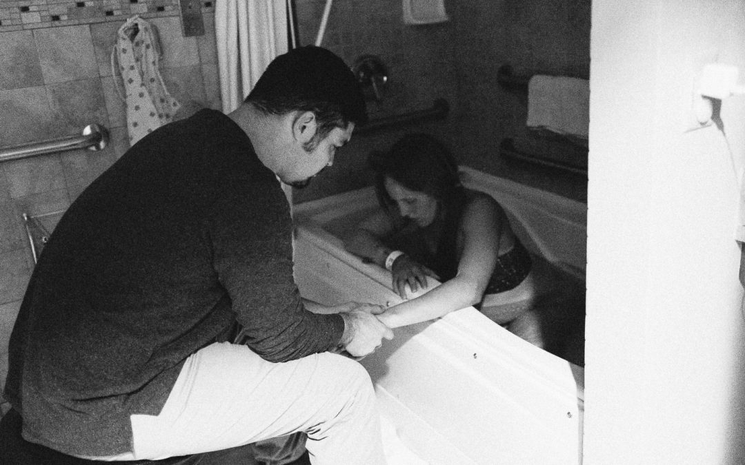 Birthing Lewis Wade | Personal | Plainville KS