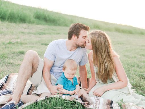 Burkhart July 4th| Family Photographer | Hays, KS Photography