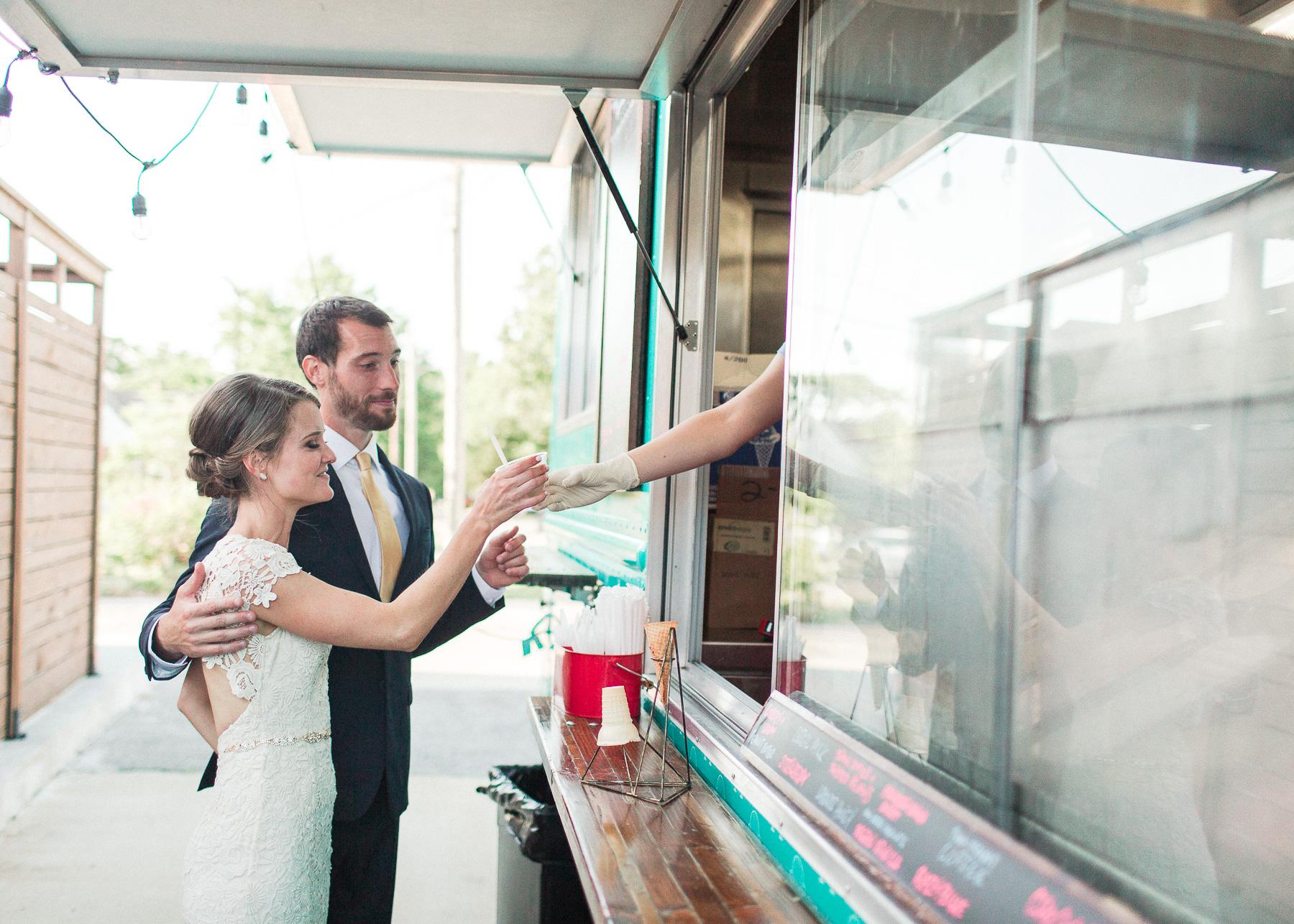 Ordering Ice Cream